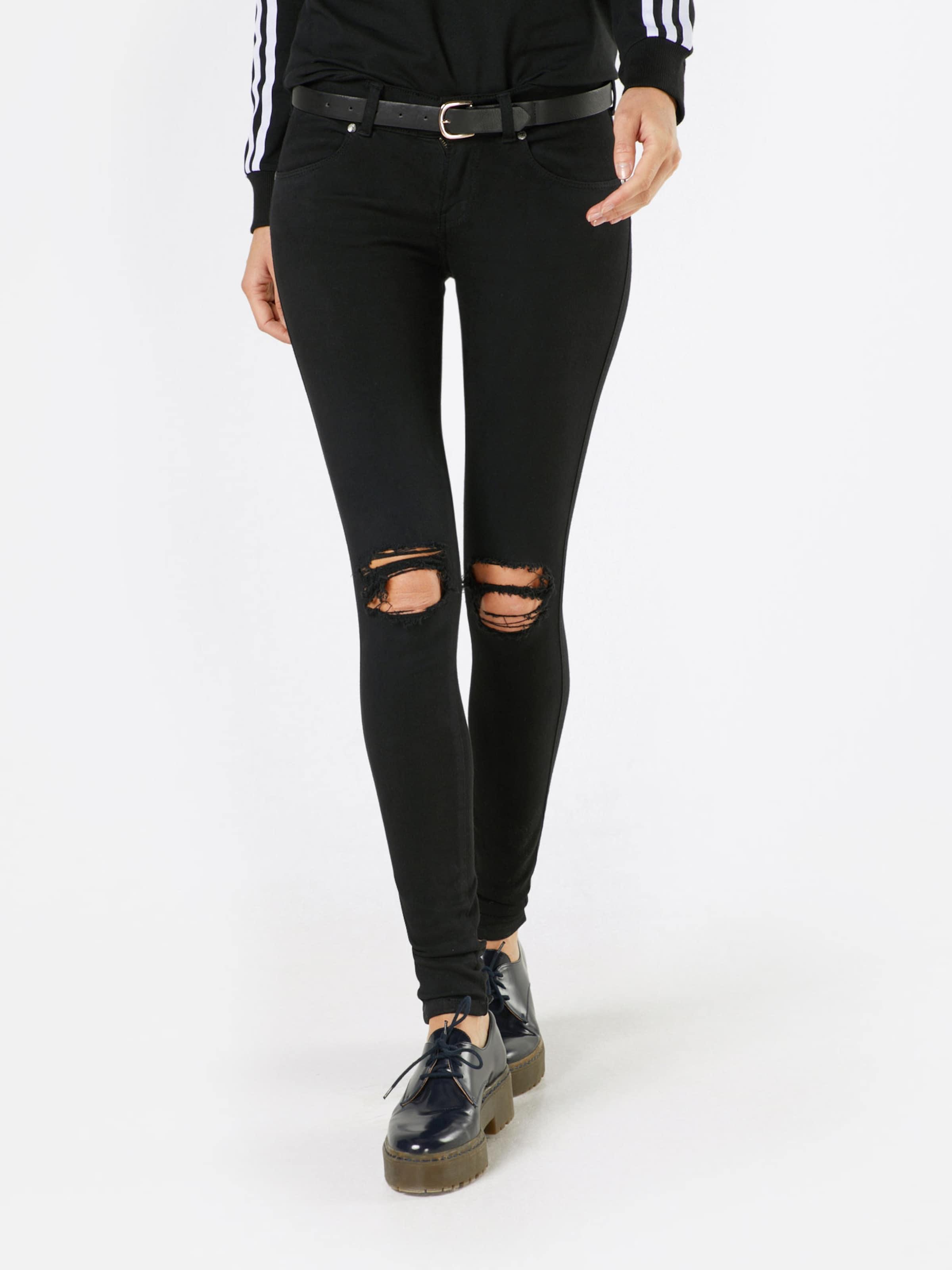 Jeans 'dixy' DrDenim Schwarz In Skinny n0OPZ8XNkw