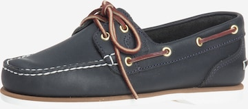 TIMBERLAND Moccasins in Blue