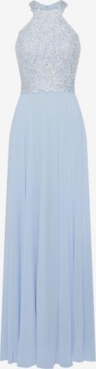LUXUAR Robe de soirée en bleu clair, Vue avec produit