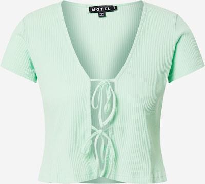 Motel Majica 'Tiery' | neonsko zelena barva, Prikaz izdelka
