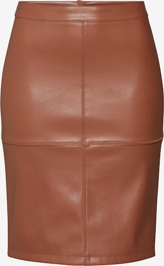 VILA Rok 'Vipen' in de kleur Bruin, Productweergave