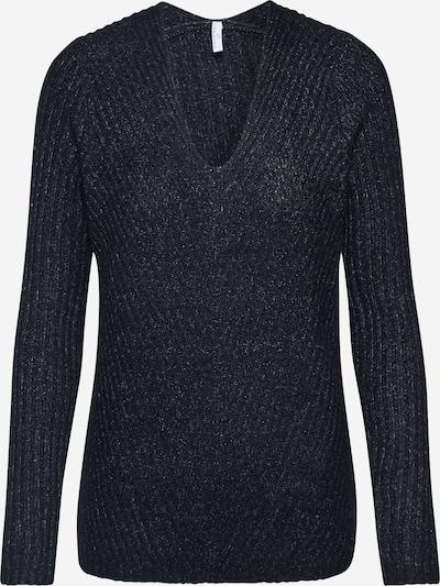 Sublevel Pullover in schwarz, Produktansicht