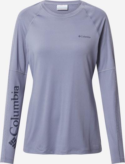 COLUMBIA Koszulka funkcyjna w kolorze atramentowy / gołąbkowo niebieskim, Podgląd produktu
