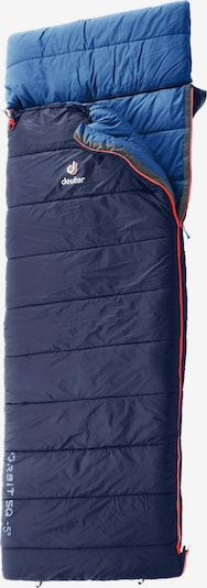 DEUTER Schlafsack 'Orbit SQ -5°' in blau, Produktansicht