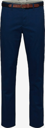 SELECTED HOMME Chinohose 'SLHYARD' in blau, Produktansicht