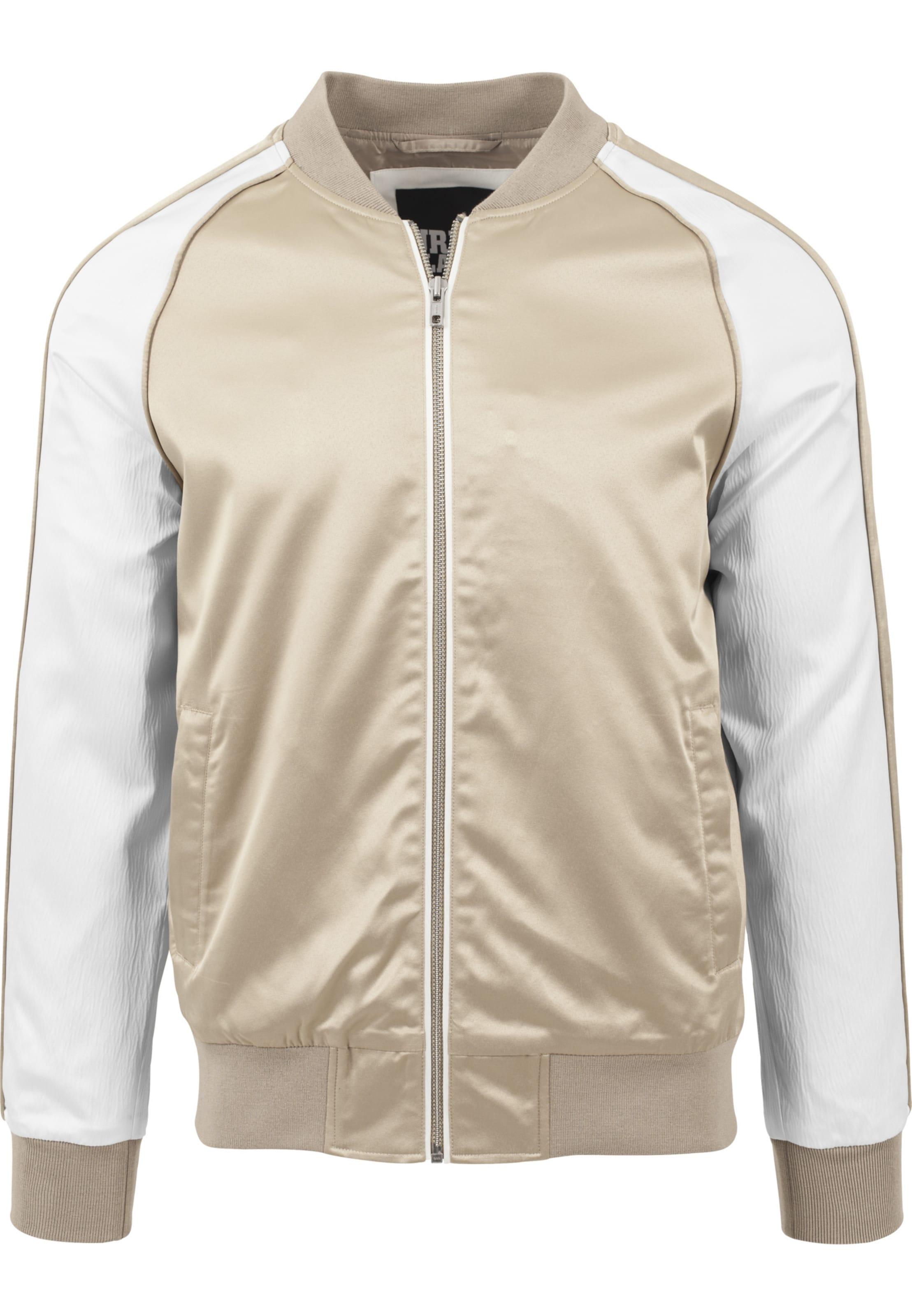 Urban Classics Jacket In Urban Classics GoldWeiß Classics GoldWeiß In Urban Jacket uPkiOXZ
