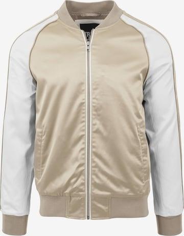 Urban Classics Between-season jacket in Gold