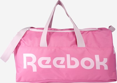 Sportinis krepšys iš REEBOK , spalva - rožinė, Prekių apžvalga