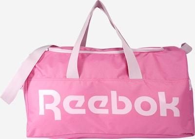 REEBOK Sac de sport en rose, Vue avec produit