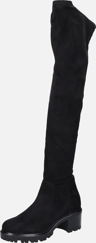 Bugatti Overknees 'Clea Textil Bequem, gut aussehend