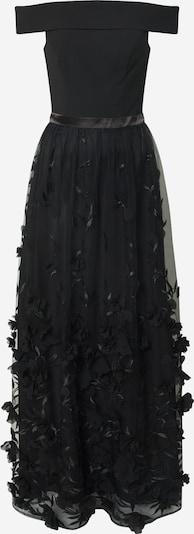 Chi Chi London Kleid in schwarz: Frontalansicht