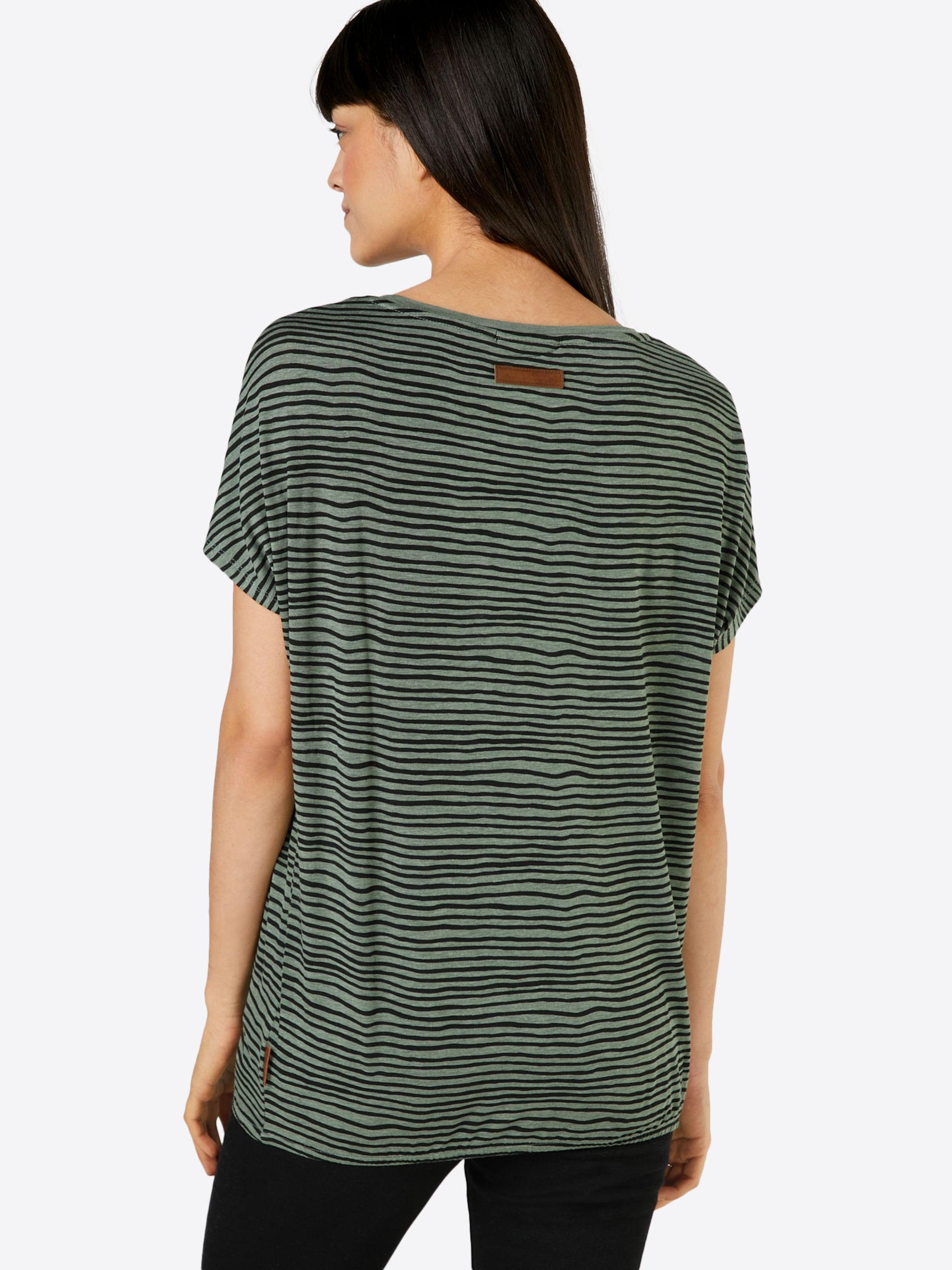 Rabatt Neue Ankunft naketano Oversize Shirt 'Bouncing II' Spielraum Mit Kreditkarte PUj8GKP