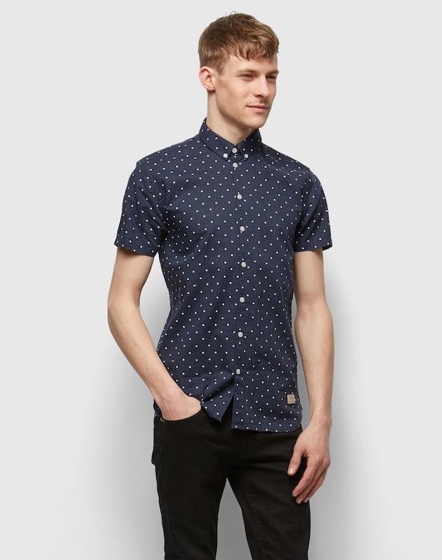 minimum Hemd mit Punkten 'Revello'