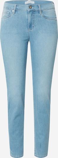 BRAX Jean 'SHAKIRA' en bleu clair, Vue avec produit