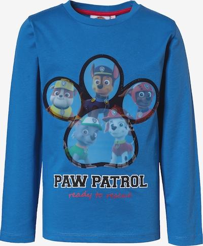PAW Patrol Shirt in royalblau / mischfarben / schwarz, Produktansicht
