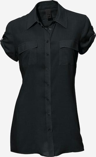 B.C. Best Connections by heine Hemdbluse in schwarz, Produktansicht