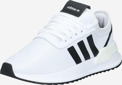 ADIDAS ORIGINALS Sneaker 'U_PATH' in schwarz / weiß, Produktansicht