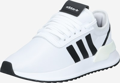 Sneaker low 'U_PATH' ADIDAS ORIGINALS pe negru / alb, Vizualizare produs