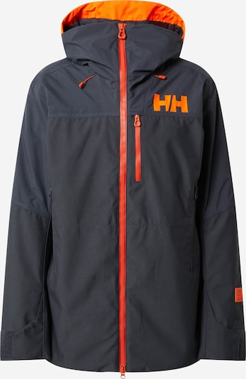 HELLY HANSEN Jacke 'STRAIGHTLINE LIFALOFT' in kobaltblau / orange, Produktansicht