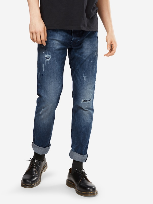 Jean Jeans Pepe canne Lazered Tresse