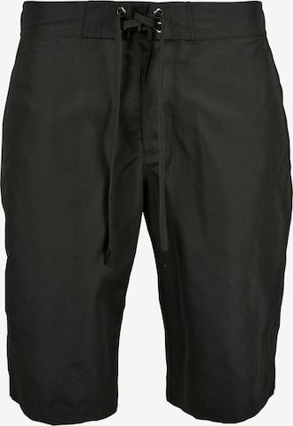 Pantaloncini da bagno di Urban Classics in nero