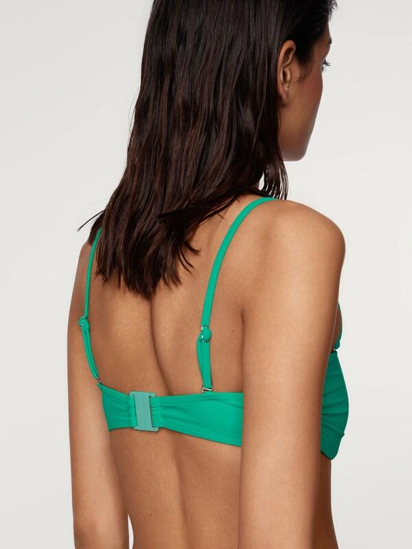 Hauts De Vert 'anissa' En Bikini Edited PkOnw0