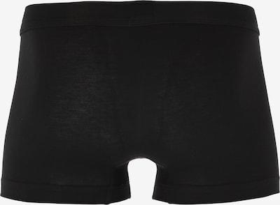 SCHIESSER Boxer in schwarz: Rückansicht