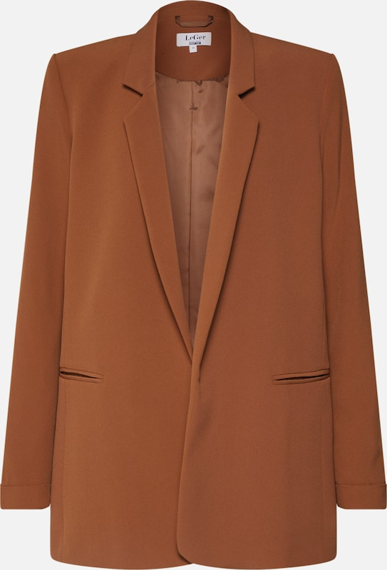 LeGer by Lena Gercke Blazer 'Holly' in cognac, Produktansicht