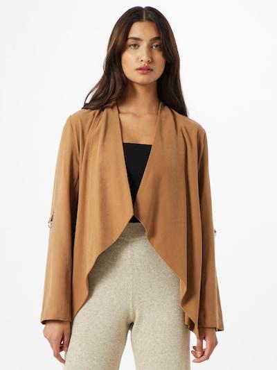 ONLY Blazer 'Malena-Adana' in braun, Modelansicht