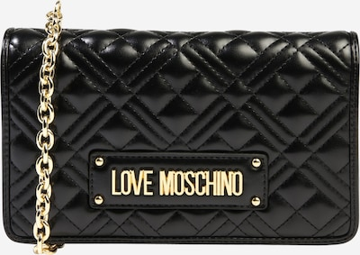 Love Moschino Taška cez rameno 'NEW SHINY QUILTED' - čierna, Produkt