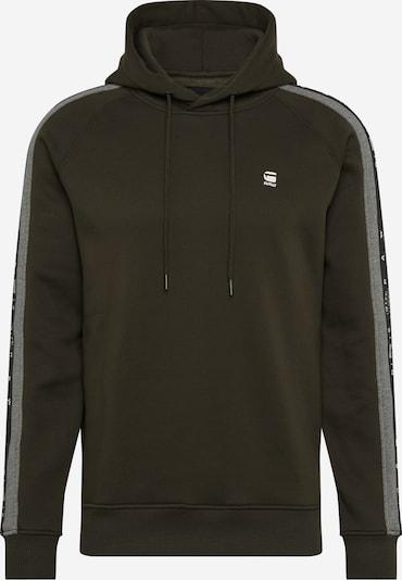 G-Star RAW Sweatshirt in khaki, Produktansicht
