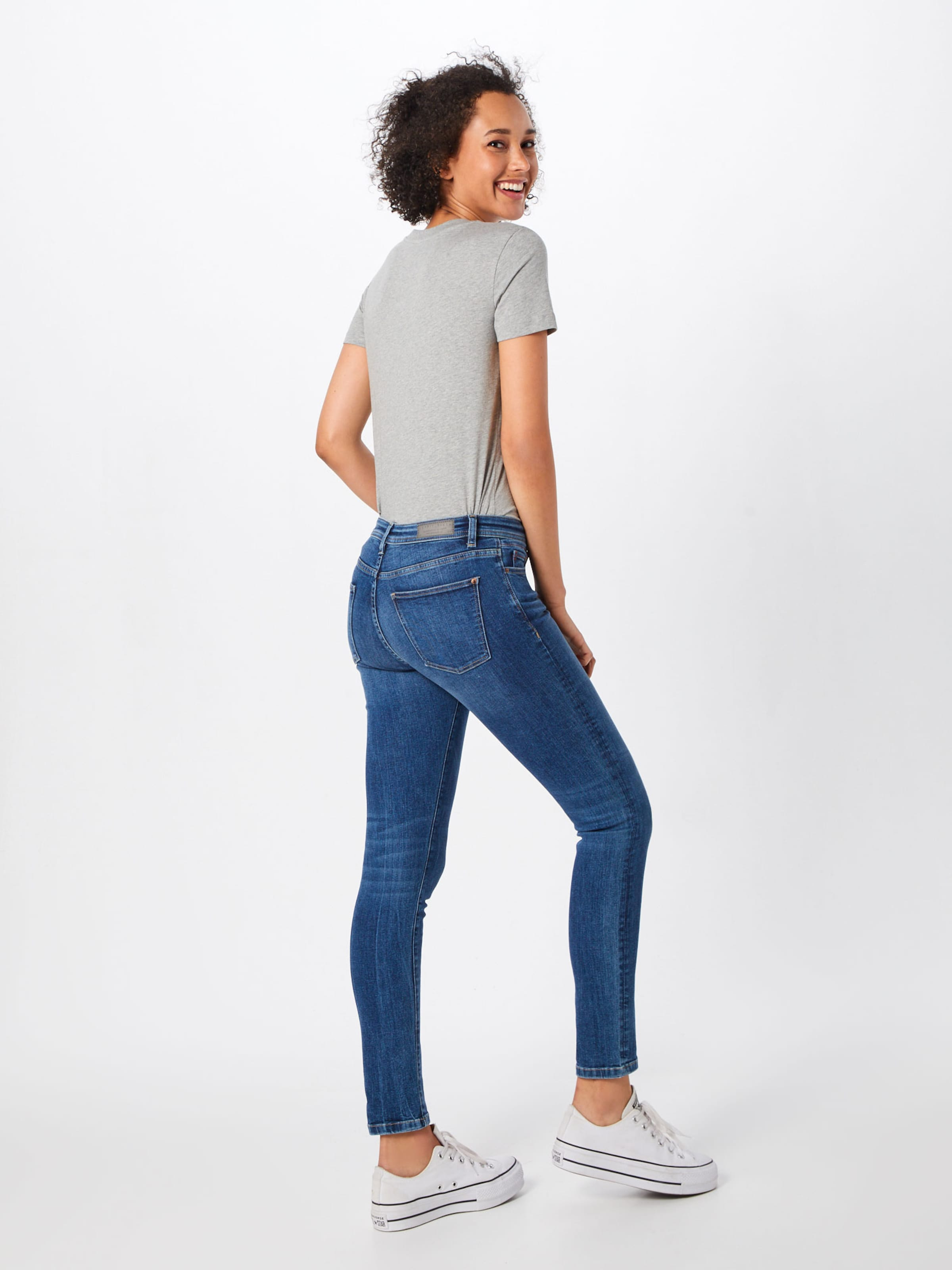 Esprit Jeans 'mr Denim' Slim In Denim Pants Blue eDWIb2E9YH