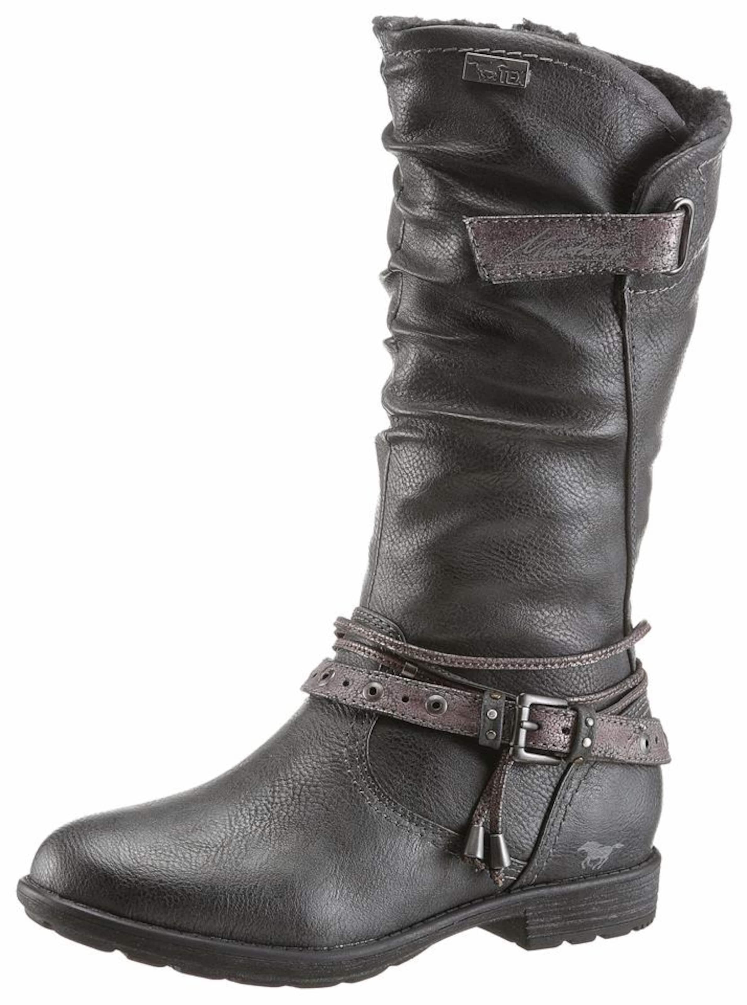 MUSTANG Shoes Winterstiefel Verschleißfeste billige Schuhe