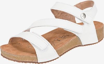 JOSEF SEIBEL Sandalen 'Tonga' in weiß, Produktansicht