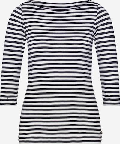 ESPRIT T-Shirt 'NOOS' in schwarz / weiß, Produktansicht