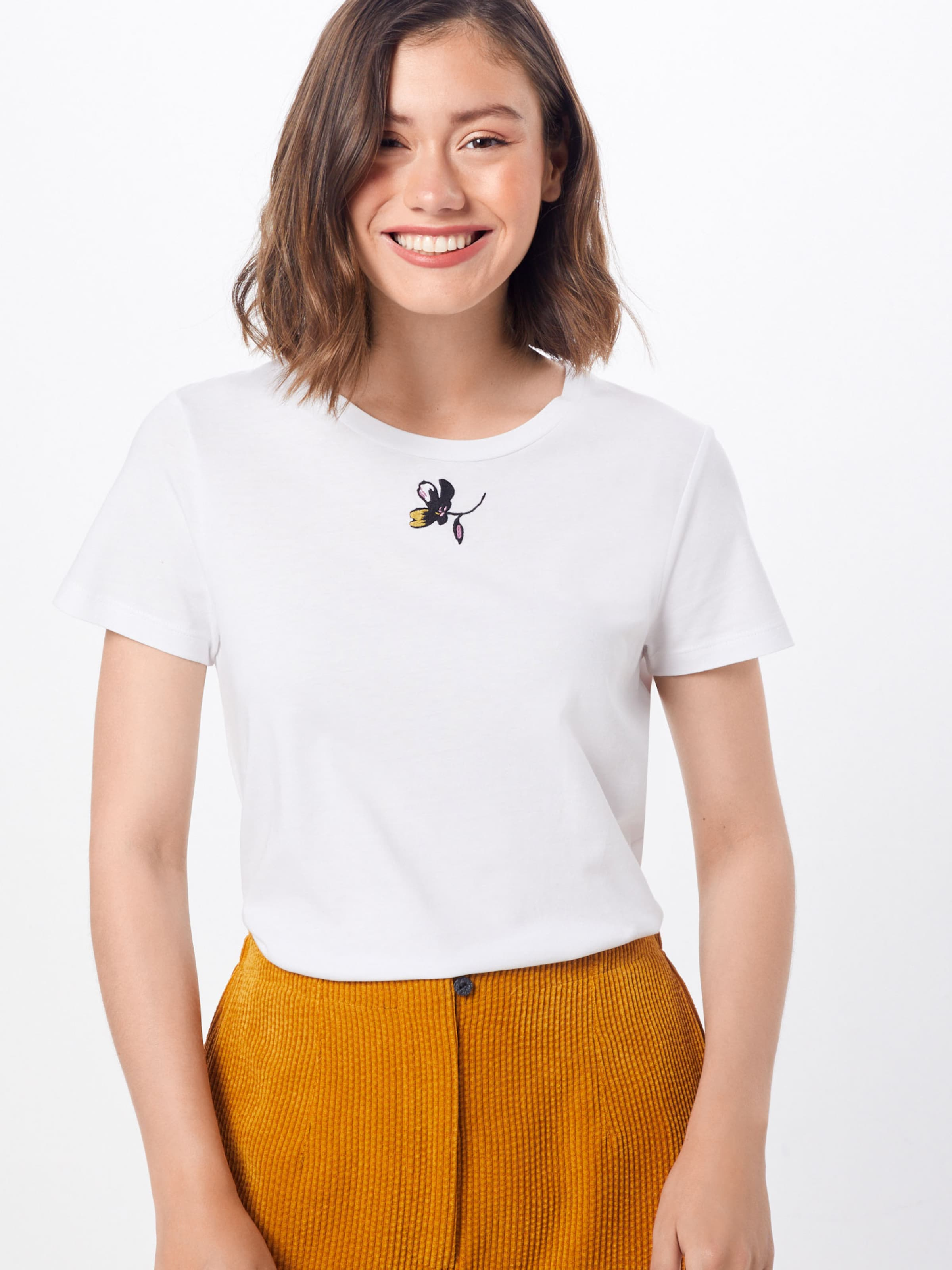 Moves T 'lulu Blanc shirt En 1371' 4L5AjR