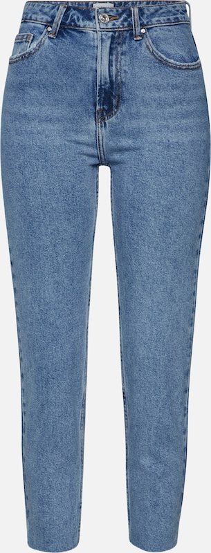 ONLY Jeans 'EMILY' in blue denim, Produktansicht