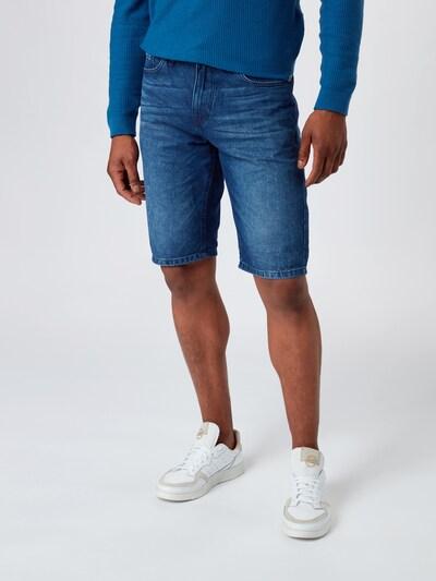 TOM TAILOR Shorts in blue denim: Frontalansicht