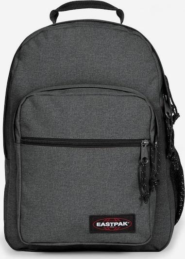 EASTPAK Rucksack in rot / schwarzmeliert / weiß, Produktansicht