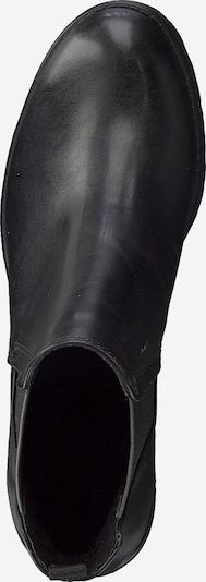 Chelsea batai iš MARCO TOZZI , spalva - juoda: Vaizdas iš viršaus