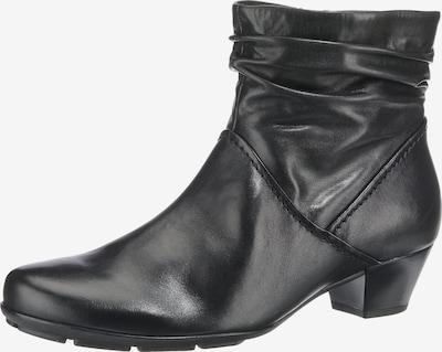 GABOR Stiefelette in schwarz: Frontalansicht