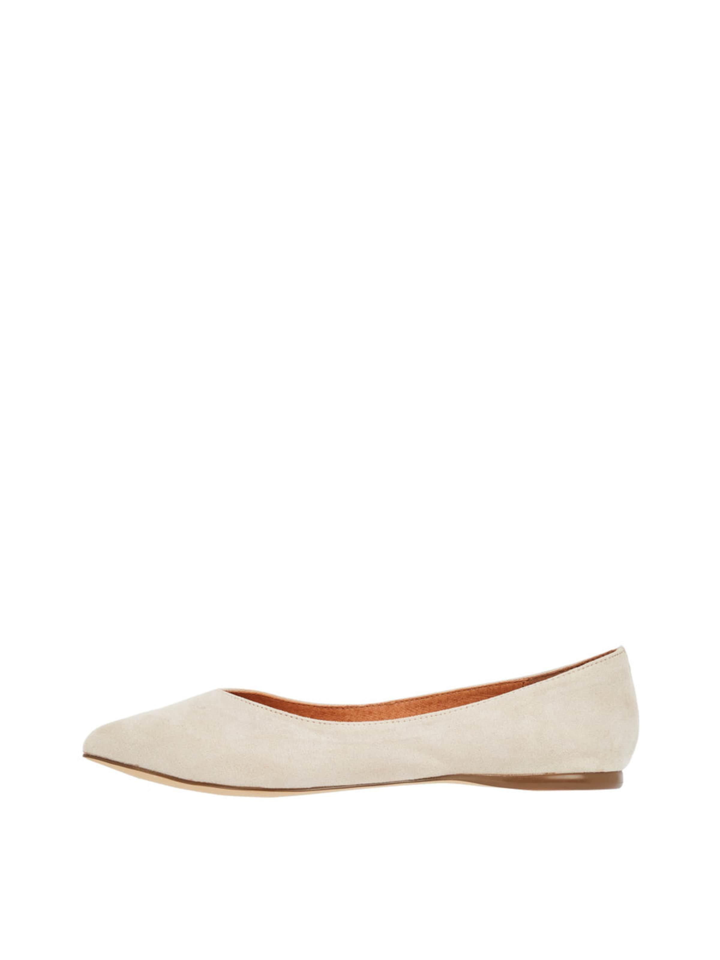 Haltbare Mode billige Schuhe Bianco   V-Cut Ballerinas Schuhe Gut getragene Schuhe
