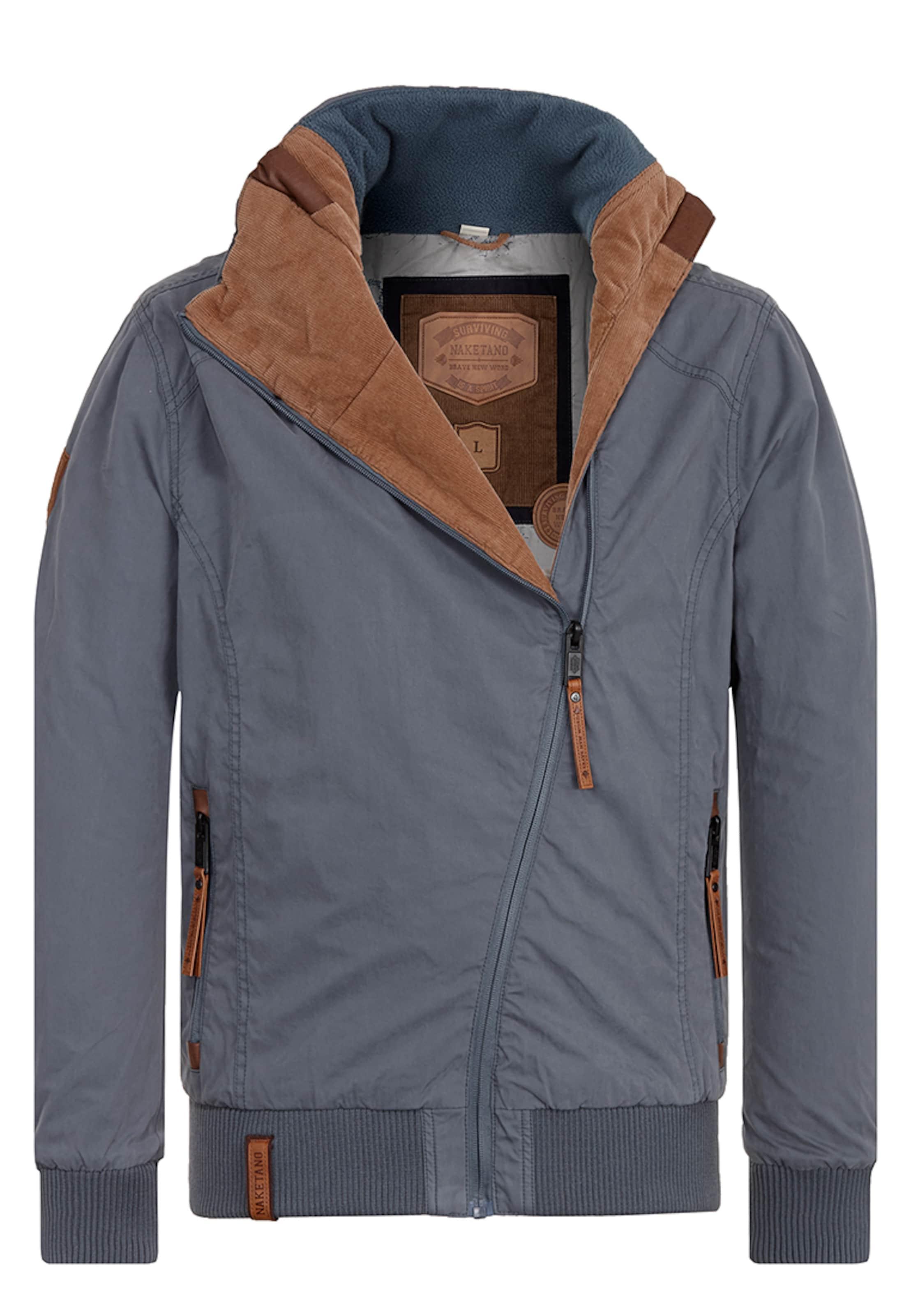 Freies Verschiffen Manchester naketano Jacke 'Zechenkind' Angebote Ausgezeichnet Billige Offizielle Seite Ebay Günstiger Preis mQH6BAud
