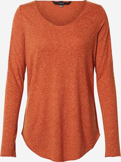 VERO MODA T-shirt en orange foncé, Vue avec produit