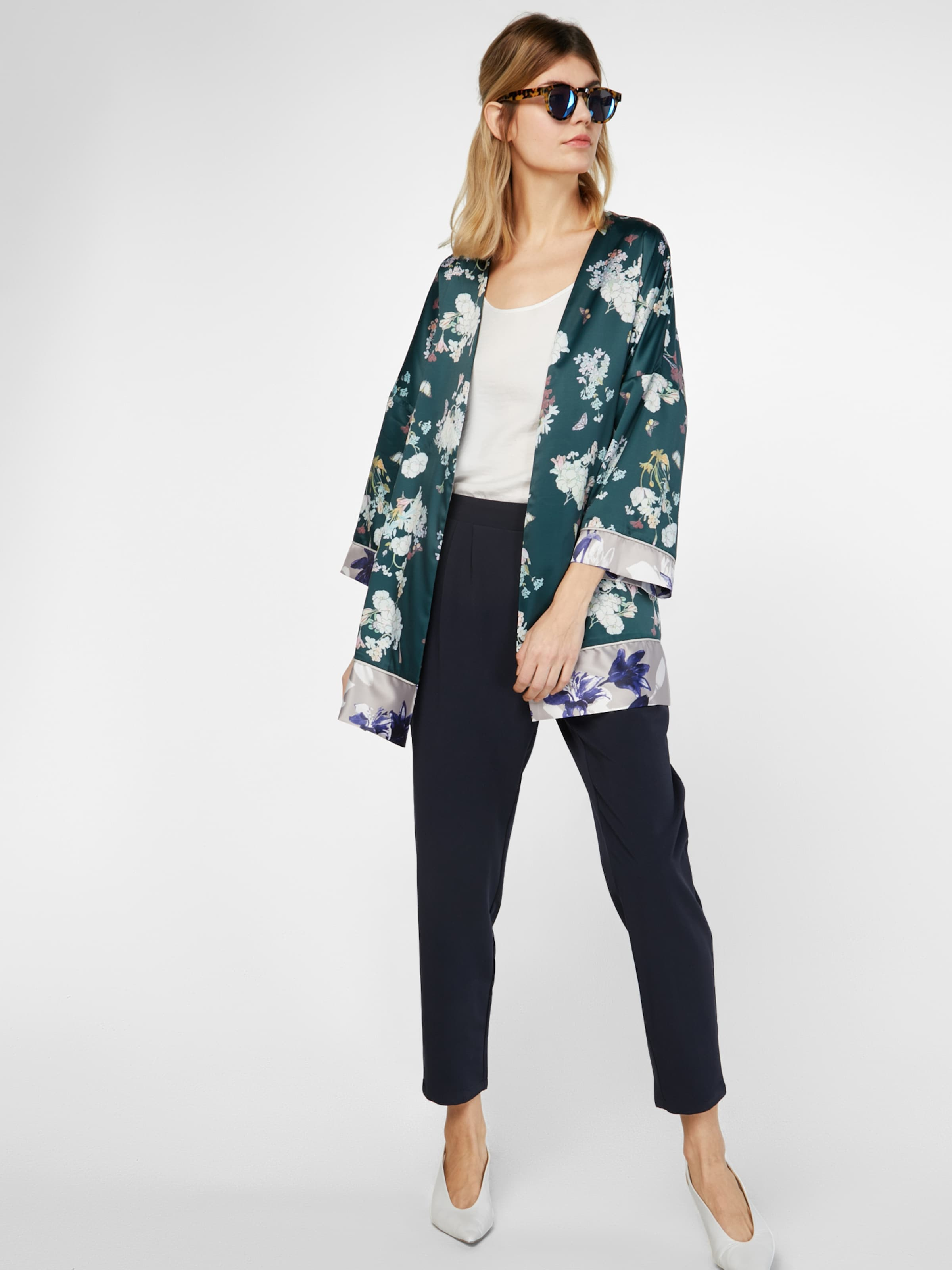 Outlet Große Überraschung ONLY Kimono 'BLUME' Auslass Finish Manchester Günstiger Preis BGUK5W
