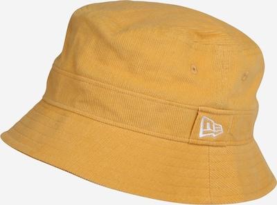 NEW ERA Chapeaux en moutarde, Vue avec produit