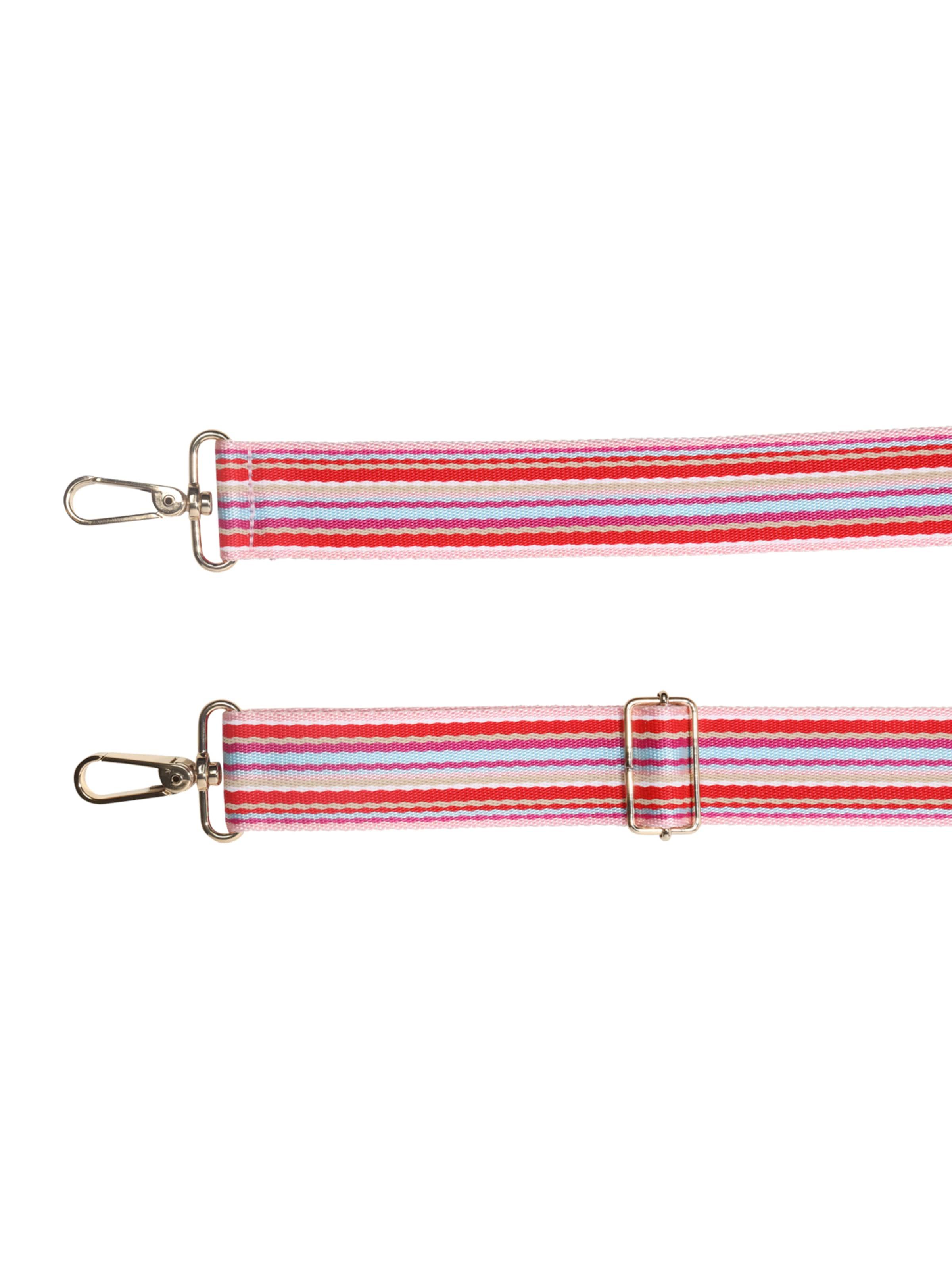 VANZETTI Textil-Taschengurt mit Streifen Outlet Großer Rabatt Großhandel Qualität kAdmIGD1v