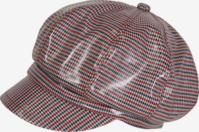 LOEVENICH Kappe in nude / marine / rot, Produktansicht