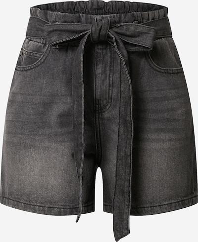 Sublevel Jeans i sort, Produktvisning