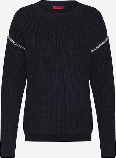 HUGO Pullover 'Shainey' in schwarz, Produktansicht